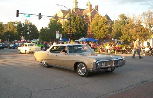 Beige-Colored Car